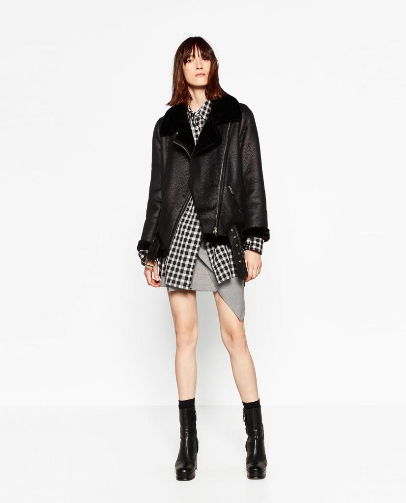 Blouson Zara 159$