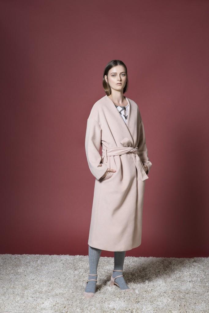 Manteau de laine Odelayo 400$